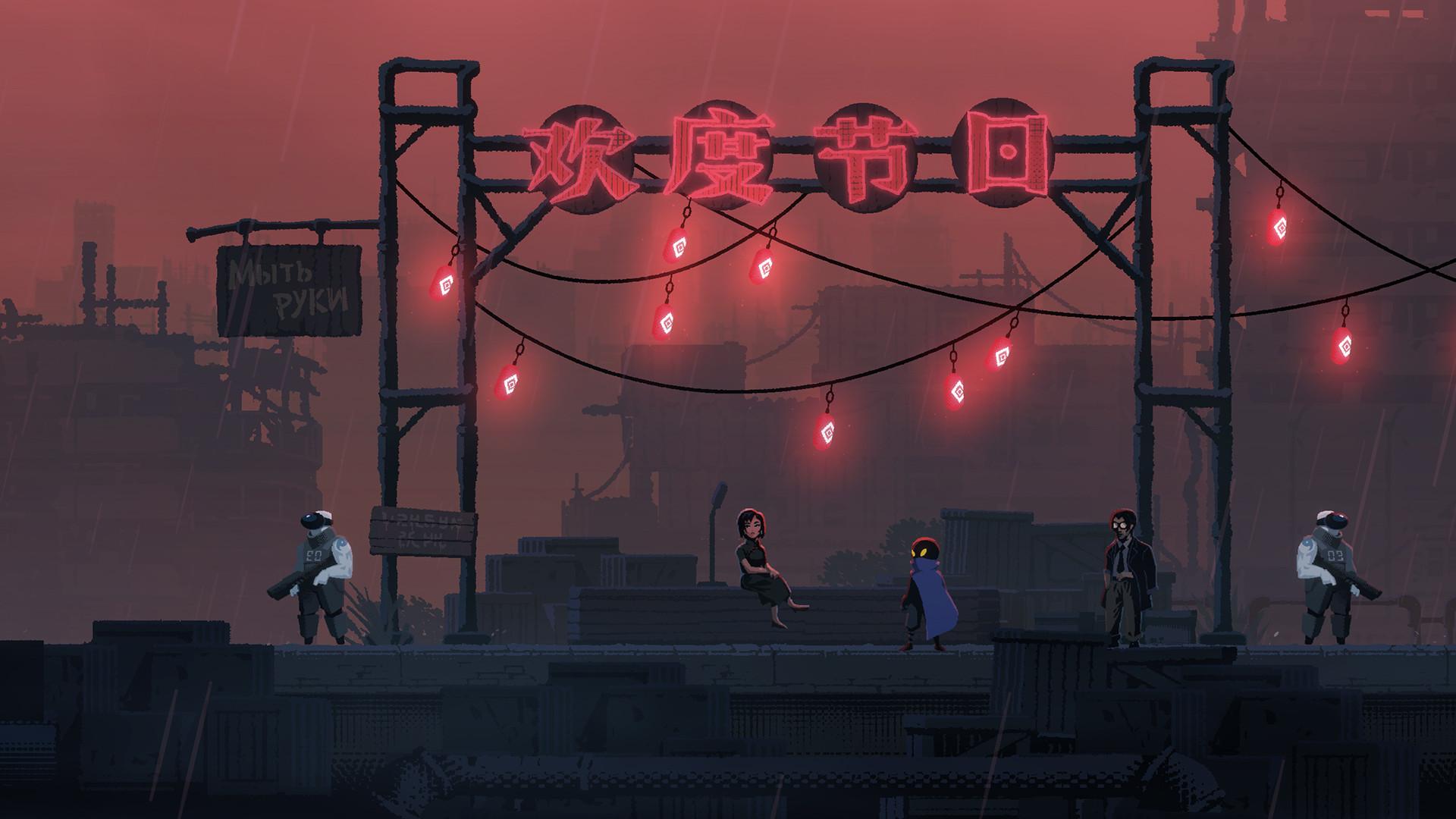 国产类银河恶魔城游戏《勇敢的哈克》已上架Steam