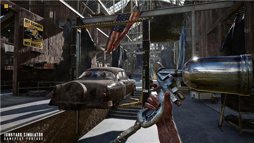 《垃圾场模拟器》Steam版9月10日发售 捡垃圾成富翁