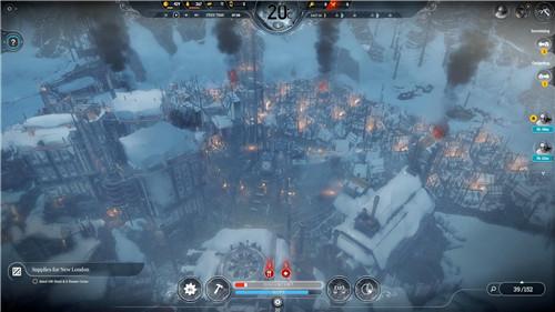 """《冰汽时代》最后的DLC""""帝国的边界"""" 演示视频"""