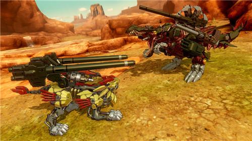 《索斯机械兽:无限轰炸》首部预告片公布 今冬登陆NS