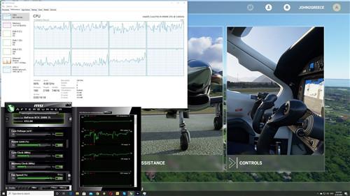 """《微软飞行模拟》被称新""""孤岛危机"""" 当前CPU在高画质下无法达到"""