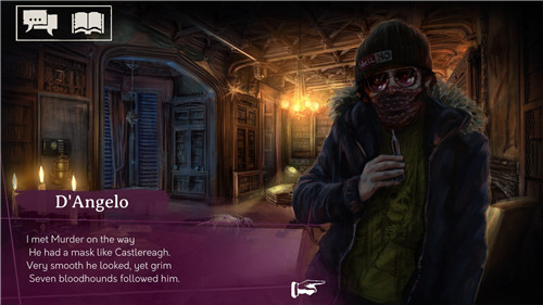 《吸血鬼:避世血族纽约之影》9月11日发售 登陆PC和主机