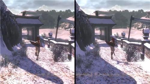 PS3模拟器以4K/60帧运行经典动作游戏《天剑》