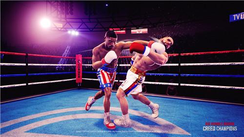 洛奇和奎迪同台对打 《Big Rumble Boxing》登陆全平台