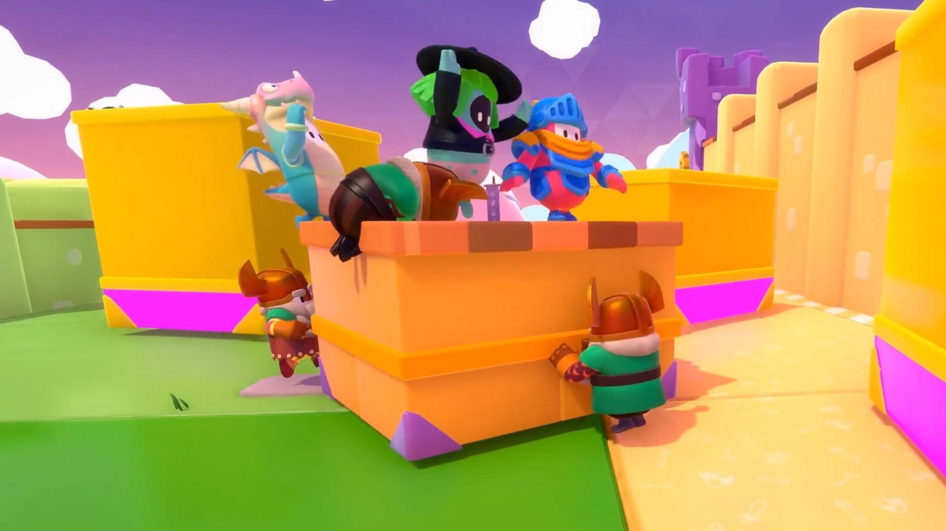 《糖豆人:终极淘汰赛》第二赛季内容大揭秘