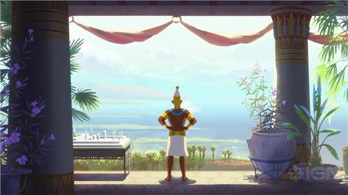 模拟新作《法老王:新纪元》公布