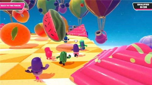 《糖豆人》开发者表示仍致力于跨平台 但尚无进展