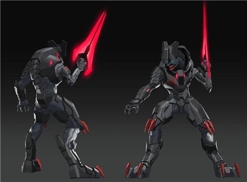 《光环:无限》新反派和士官长新护甲公布