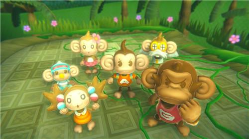 《十分小猴子子球》配声员暗示着九月份将公布系列商品手游手机游戏大作