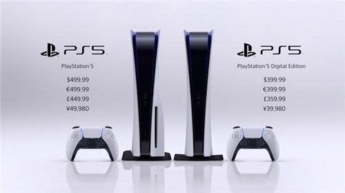 PS5游戏发布会汇总:游戏阵容及主机价格公开