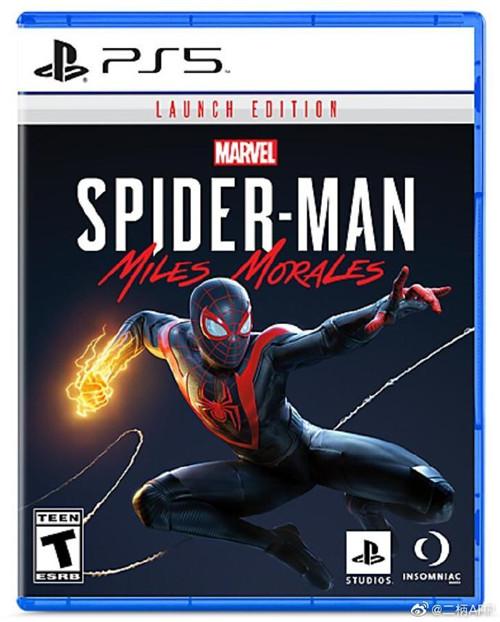 《蜘蛛侠:迈尔斯》官方确认:PS5安装容量约50GB