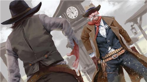 冒险游戏新作《西部荒拓王朝》现已上架steam