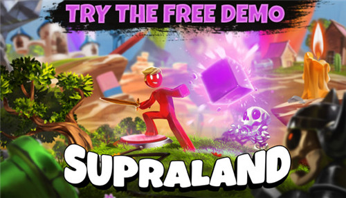 动作解谜游戏《Supraland》11月22日登陆主机平台
