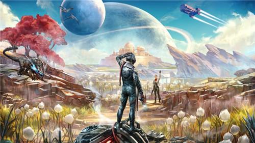 《天外世界》Epic独占结束 10月23日登陆Steam