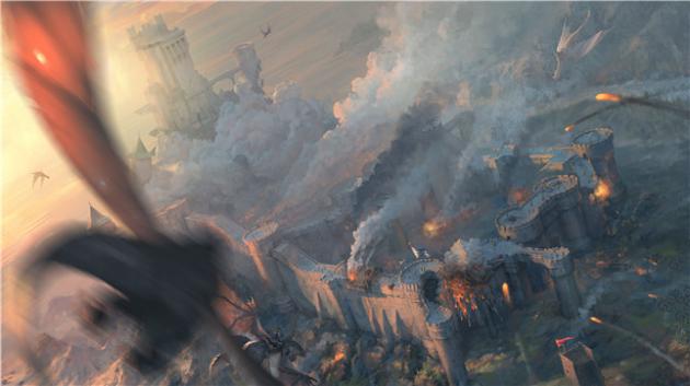 MMOARPG《神佑》发布实机预告,封测预约进行中