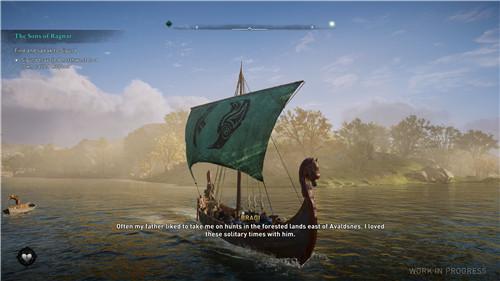 《刺客信条:英灵殿》游戏玩法和任务设定展示
