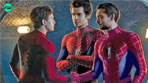 索尼表示并没有确定三代蜘蛛侠同框出现