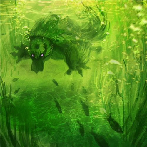 """卡普空放出《怪物猎人:崛起》怪物""""河童蛙""""概念图"""
