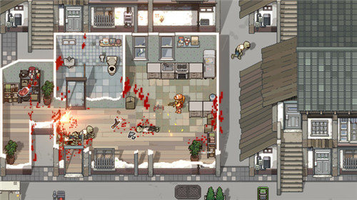 僵尸种田生存像素风新游《尸外桃源》开启EA测试