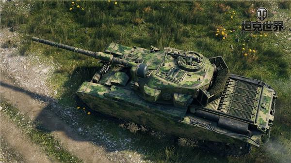 全军突击!《坦克世界》军旅生涯活动趣味来袭