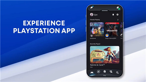 索尼推出全新PlayStation APP帮助玩家使用PS主机