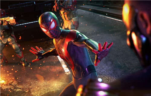 《漫威蜘蛛侠》已经有人拿到偷跑版 小心剧透