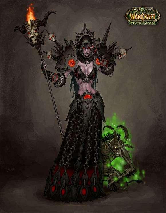 魔兽世界9.0三系术士宏分享 三系术士常用宏
