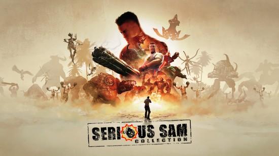 NS版英雄萨姆合集即将正式发售 三合一仅售价30刀