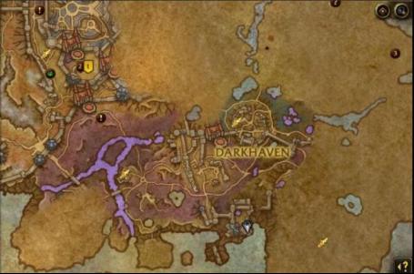 魔兽世界9.0加尔贡驯服方法一览