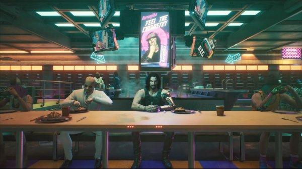 赛博朋克2077强尼银手制作技术展示及实机演示画面