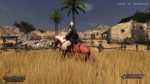 《骑马与砍杀2》免安装中文版