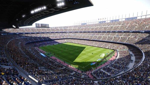 《实况足球2021》官方中文版