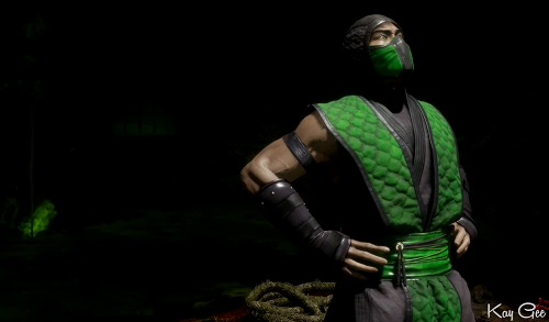 《真人快打11》制作人发布推文 暗示新角色为蜥蜴人