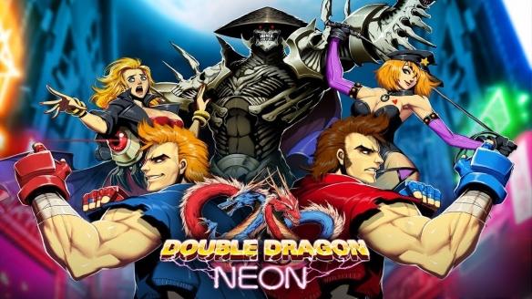 双截龙:彩虹NS版正式发售 经典2D横版打斗