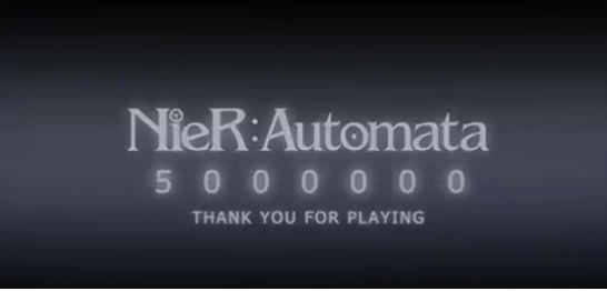 《尼尔:机械纪元》全球销量达到500万 官方开启全平台半价优惠