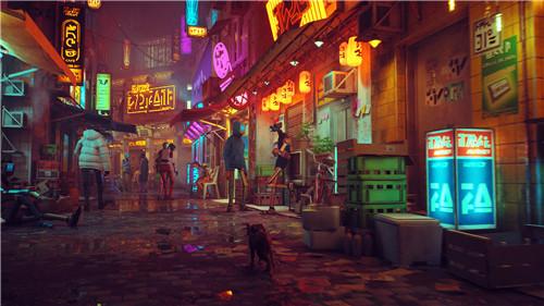 冒险游戏《迷失(Stray)》将于10月登陆PS5/Steam