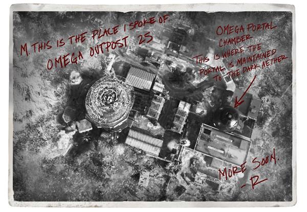 使命召唤17官推发出新图等待揭秘 依旧是在暗示