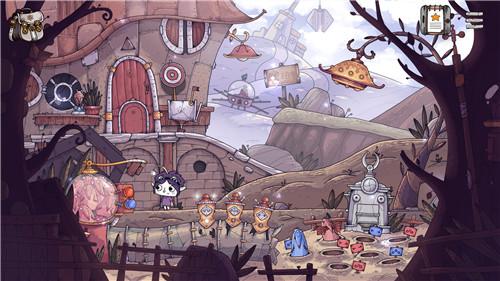 休闲解谜游戏《TOHU》1月28日发售 登陆PC和主机