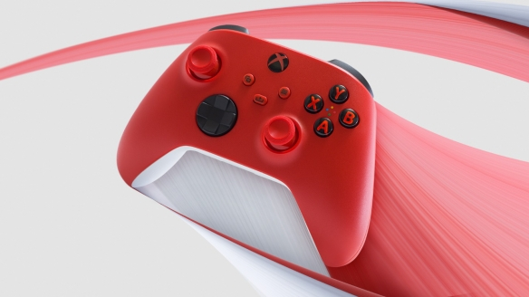 """国行Xbox""""锦鲤红""""手柄今日正式发售"""