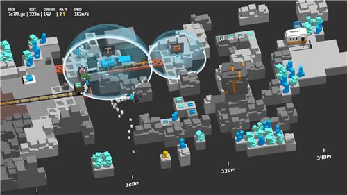 多人合作欢乐游戏《一起开火车》限时免费玩