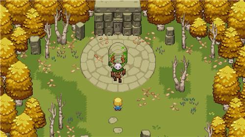 像素风动作类RPG游戏《海洋之心》将于1月21日登陆Steam