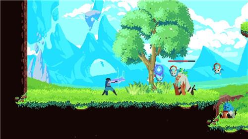 2D像素肉鸽ACT《星座上升》下月众筹推出试玩版