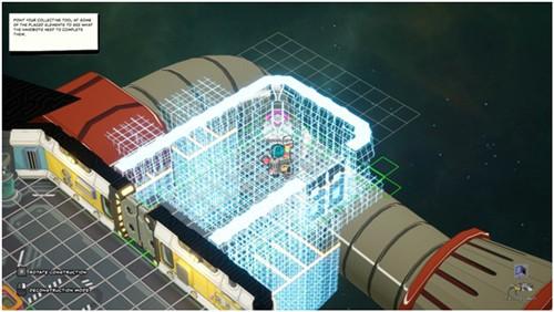 太空模拟经营游戏奥德赛:星际远征上架商城 从飞船到星海