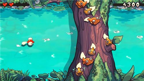 清新可爱风《蝌蚪历险记》登陆Steam 免费游玩