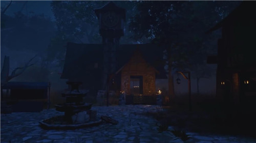 粉丝用虚幻4引擎重制《魔兽世界》场景 风景美丽