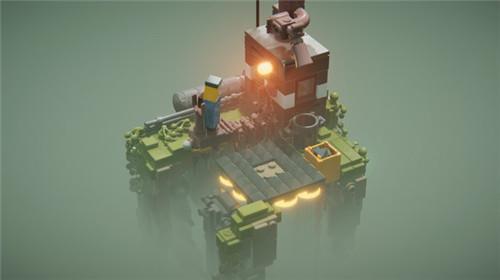 乐高风格解密游戏《LEGO建造者之旅》今日上线Steam