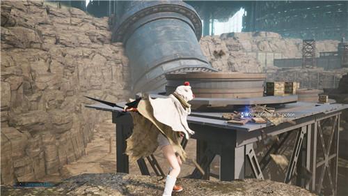 《最终幻想7重制版》总监谈新章节的尤菲:难以捉摸的少女