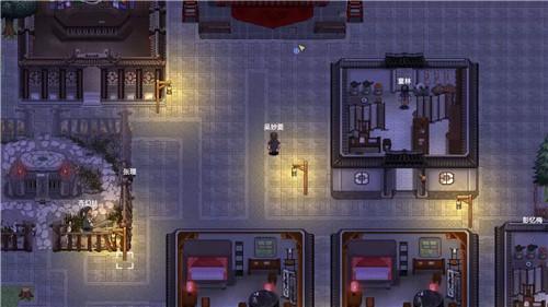 武侠题材模拟经营游戏《剑侠图》上架Steam