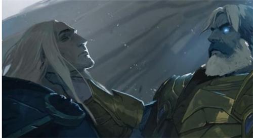 魔兽世界9.1新剧情曝光 阿尔萨斯回归探索斯坦索姆真相