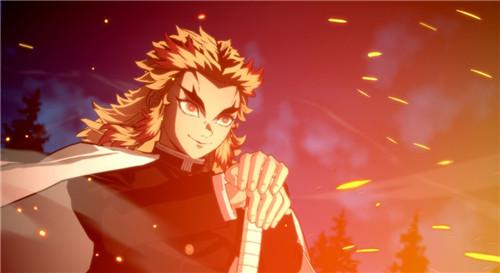 《鬼灭之刃:火神血风谭》最新角色宣传片 炼狱杏寿郎参战